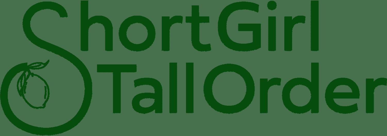 ShortGirlTallOrder logo